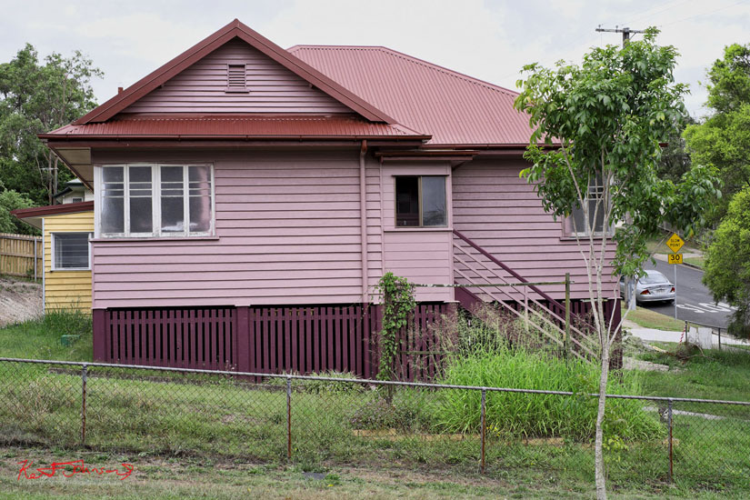 Traditional 40s 50s Weatherboard Home In Carina Brisbane Vernacular Architecture