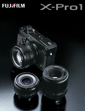 Fujifilm X-Pro 1