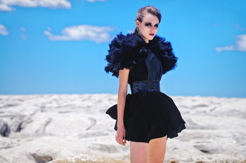 The Girls Who Fell To Earth, Fashion Editorial Sydney @ Kent Johnson