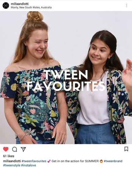 Teen & Tween Studio Fashion @ Kent Johnson Photography