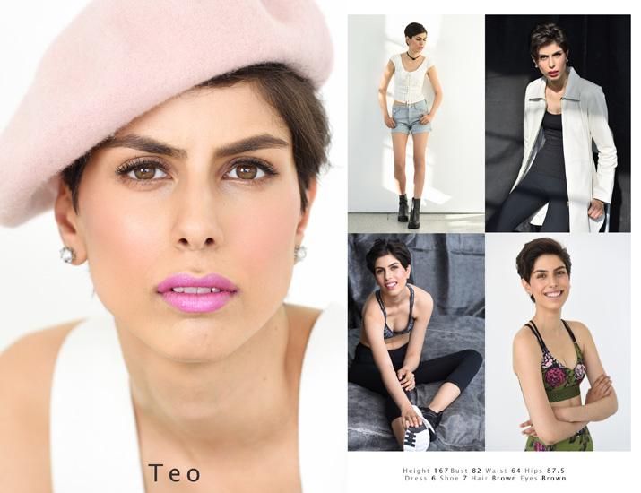 Sydney Modelling Agency Portfolio Packages @ Kent Johnson Photography